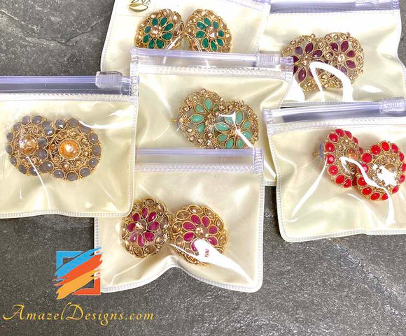 Stud Earrings Surrey BC