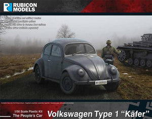 "Volkswagen Type 1 ""Käfer"""