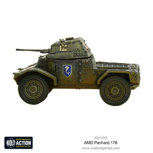 Panhard 178 armoured car