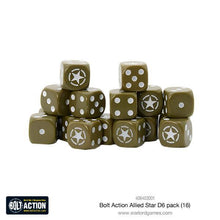 Bolt Action Allied Star D6 pack