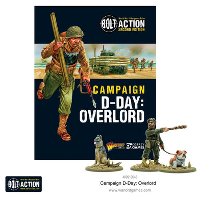Bolt Action Campaign: D-Day: Overlord