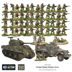 USA Army Starter box