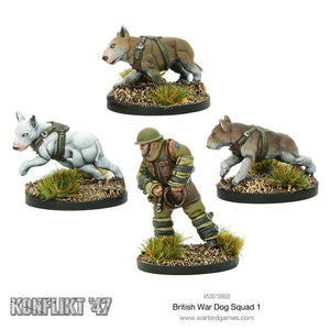 British War Dog Squad 1
