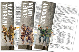 Bolt Action Rule book 2nd edition