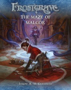 The Maze of Malcor - Frostgrave Supplement