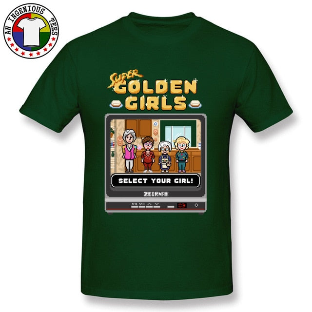 Golden Girls The Video Game T-Shirt