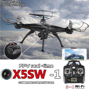 3.0mp WiFi HD Camera RC Quadcopter 2.4GHZ 6-Axis Quadcopter