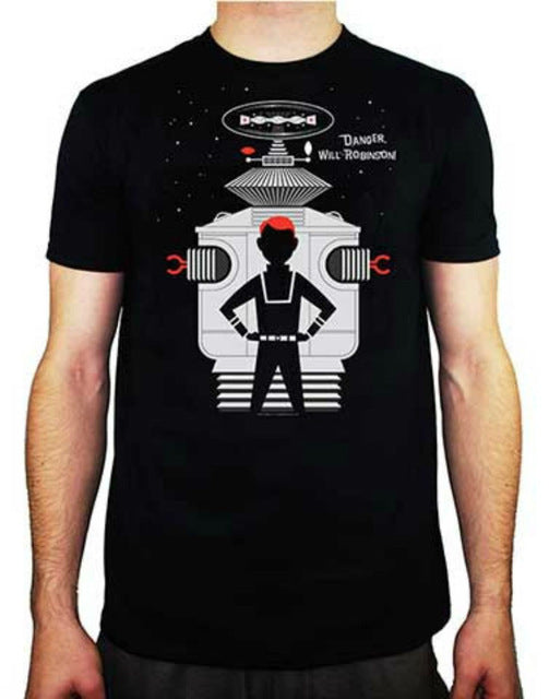 COMIC CON EXCLUSIVE LOST IN SPACE 50TH ANNIVERSARY T SHIRT