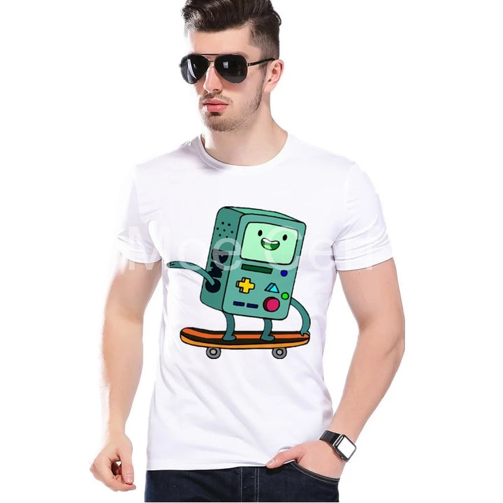 Skateboard Video Game Adventure T Shirt