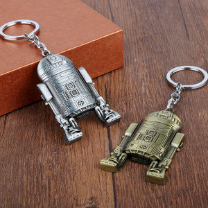 Star Wars Robot R2D2 Key Chain