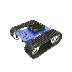 Smart Arduino DIY Tank Chassis Tracked Robot Car