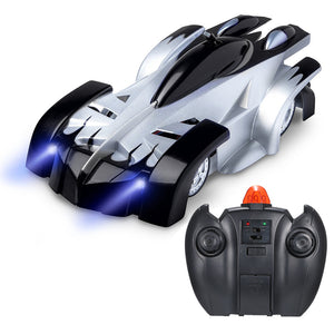 REMOTE CONTROL WALL CLIMBING RC CAR