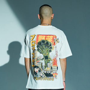 Japanese Cartoon Monster T-Shirt
