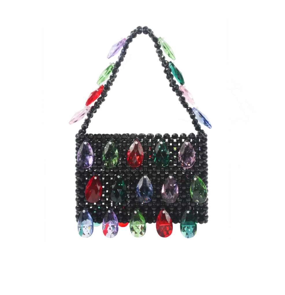 Alexey Beaded Handbag
