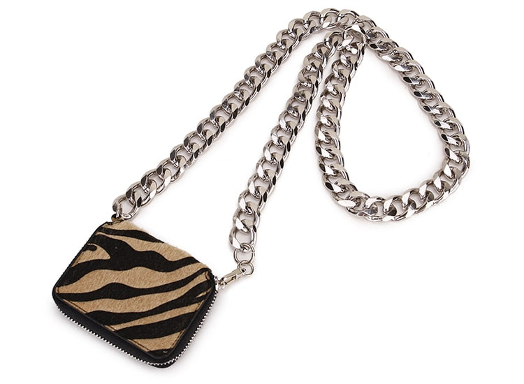 Zebra Itty bitty Purse