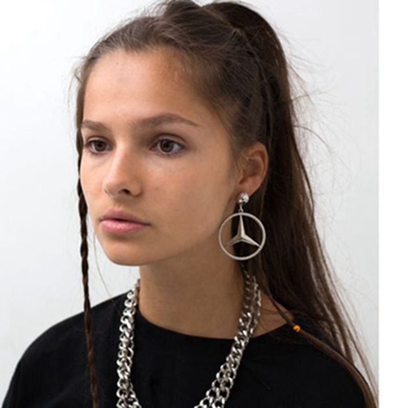 Vroom Vroom Hoop Earrings