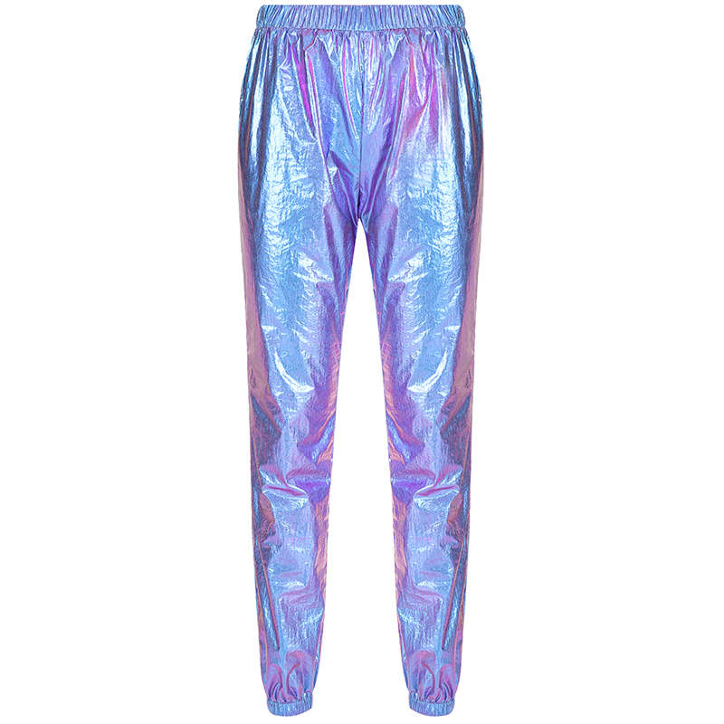 Queen of the Galaxy Reflective Pants