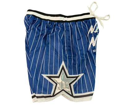 Nite Nite Mentality Blue Magic Shorts