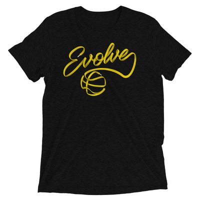 Laker Gold Evolve Shoestring Black Tips