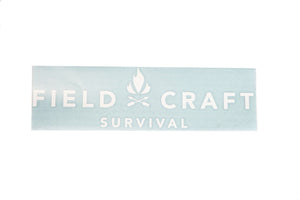 Fieldcraft Survival Stickers