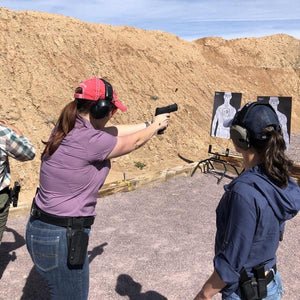 Gun Fighter Pistol Course Level 1 24 October 2020 (Ceres, CA)