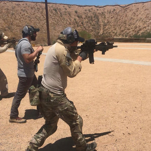 Gun Fighter Carbine Course Level 1  09 August 2020 (Goldendale, WA)