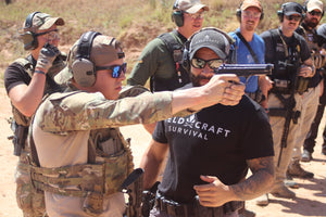 Gun Fighter Pistol Course Level 1  08 August 2020 (Goldendale, WA)