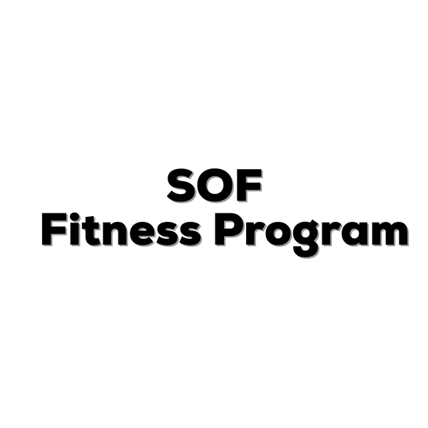 Special Operations Fitness-12 Week Program