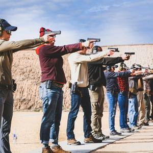 Basic Pistol Course, 19 Sept 2020 (Ceres, CA)