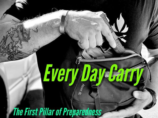 Every Day Carry Pistol Course 1 w/Mike Glover, 27 June 2020 (Laurens, SC)