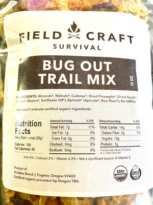 Bug Out Trail Mix