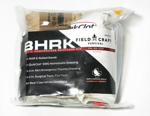 Basic Hemorrhage Response Kit (BHRK)