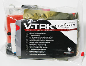 Vehicle Trauma Response Kit (V-TRK)