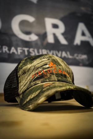 Fieldcraft Survival Mossy Oak Hat