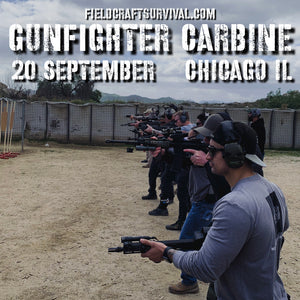 Gun Fighter Carbine Course Level 1 20 September 2020 (Chicago, IL)