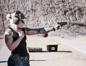 Gun Fighter Pistol Course Level 1 22 August 2020 (Ceres, CA)