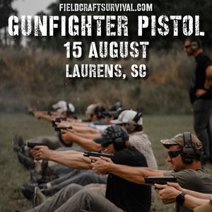 Gun Fighter Pistol Course Level 1, 15 August 2020 (Laurens, SC)