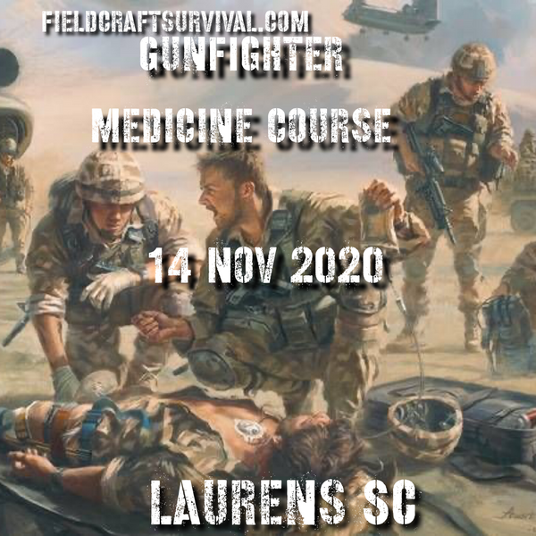 Gun Fighter Medicine Course Level-1 14 November 20