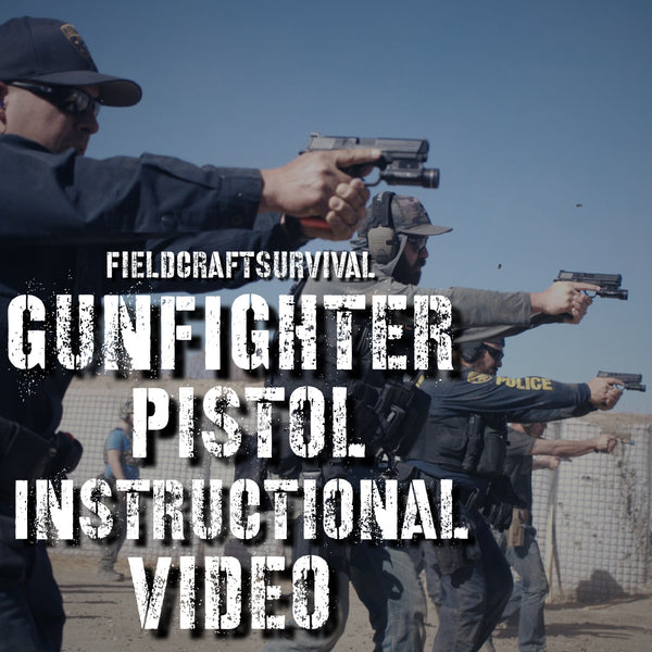 Gun Fighter Pistol Instructional Video