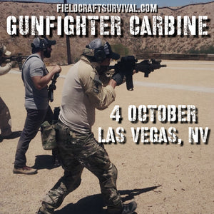 Gun Fighter Carbine Course Level 1 04 October 2020 (Las Vegas, NV)