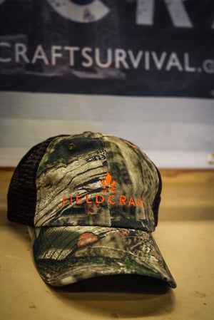 Limited Fieldcraft Mossy Oak Hat