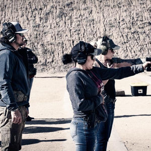 Gun Fighter Pistol Course Level 1 10 October 2020 (Fort Worth, TX)