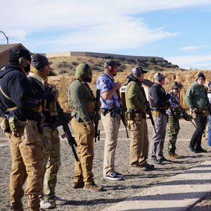 Gun Fighter Carbine Course Level 1,  25 October 2020 (Ceres, CA)