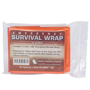 Emergency Survival Wrap