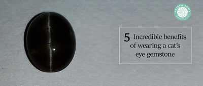 5 Incredible Benefits Of Wearing A Cat's Eye Gemstone