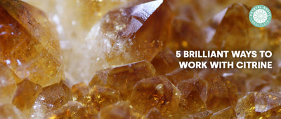 5 Brilliant Ways To Work With Citrine
