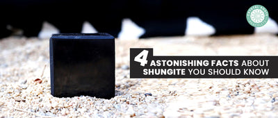 4 Astonishing Facts About Shungite You Should Know