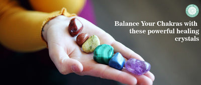 Balance Your Chakras With These Powerful Healing Crystals