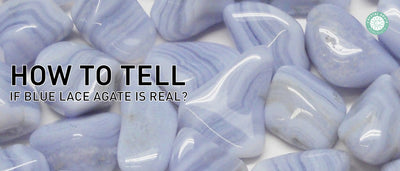 How To Tell If Blue Lace Agate Is Real?