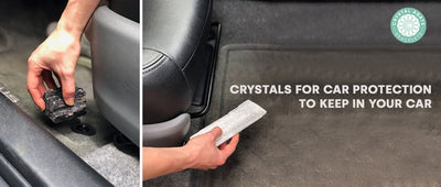 Crystals for Car Protection to Keep in Your Car